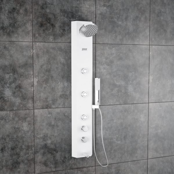 OTIS White Shower Panel