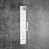 OTIS White Shower Panel