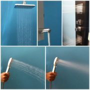 PEARL SHOWER PANEL