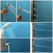 ZION SHOWER PANEL